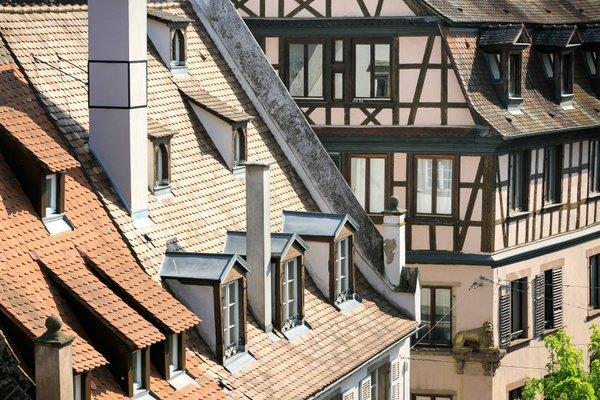 Best Western Europe Strasbourg by Happyculture - 20
