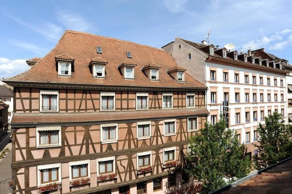 Best Western Europe Strasbourg by Happyculture - 21