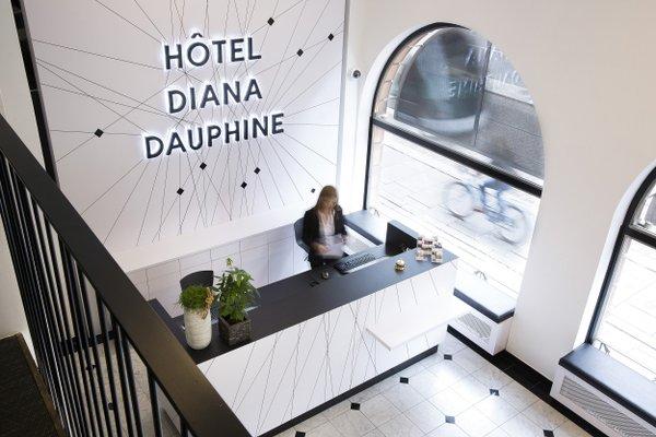 Hotel Diana Dauphine - фото 17