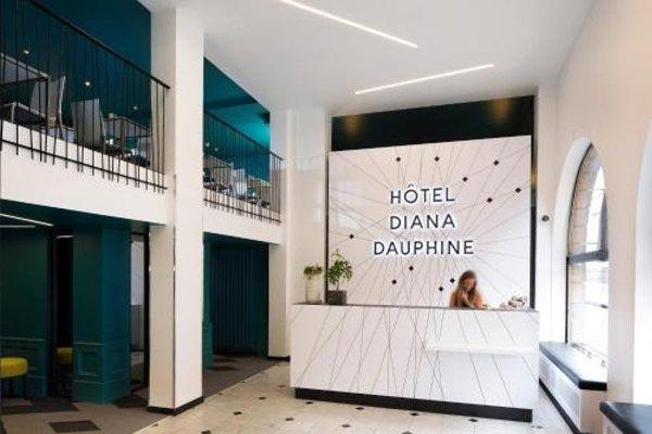 Hotel Diana Dauphine - фото 18