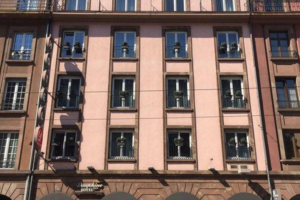 Hotel Diana Dauphine - фото 23