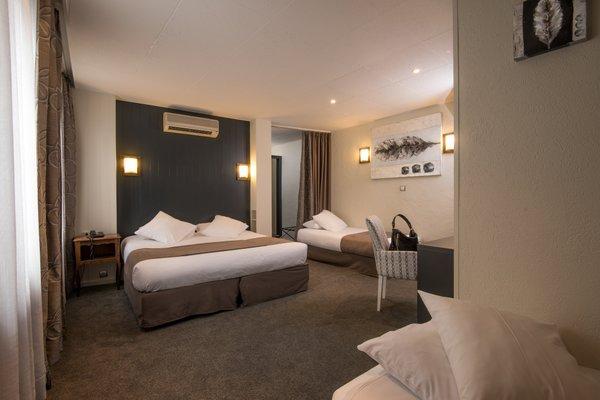 Inter Hotel Le Bristol - фото 6