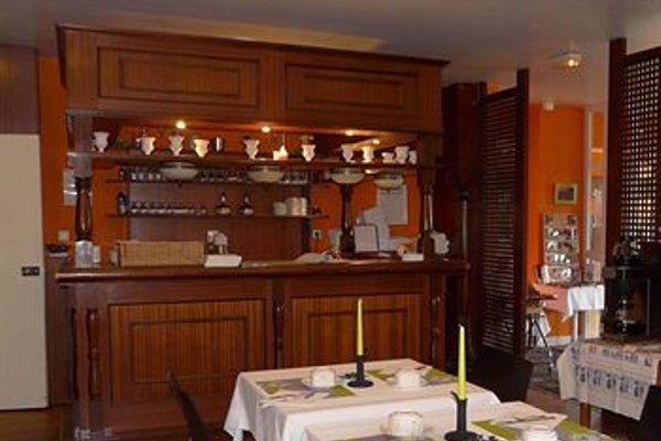 Hotel Nid de Cigognes - фото 12