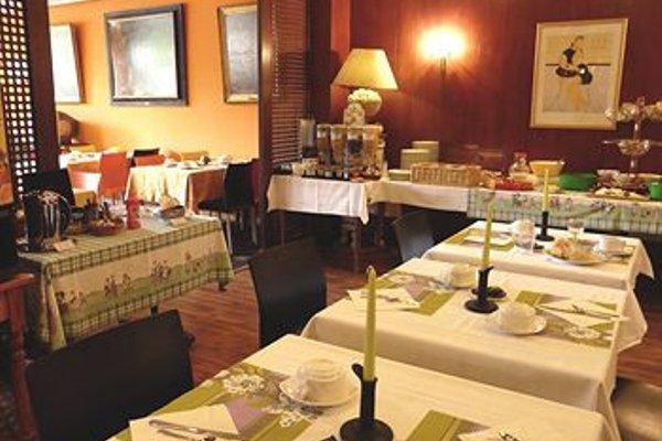 Hotel Nid de Cigognes - фото 13