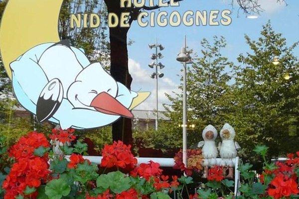 Hotel Nid de Cigognes - фото 19
