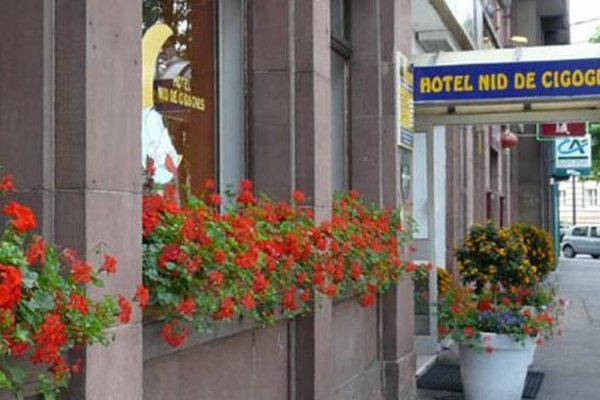 Hotel Nid de Cigognes - фото 20