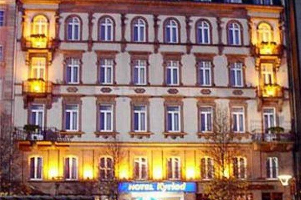 Hotel Nid de Cigognes - фото 23