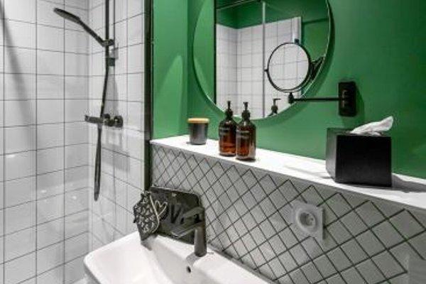 Hotel Nid de Cigognes - фото 8
