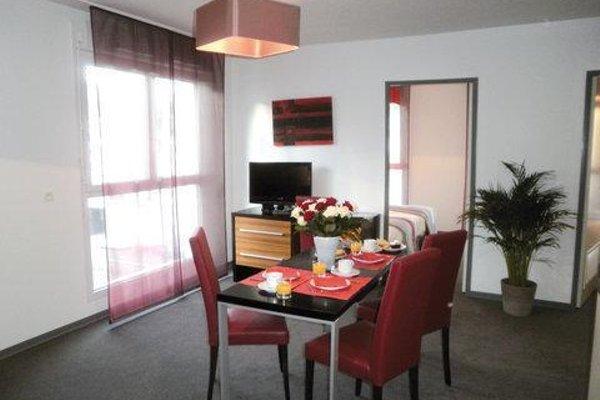 Lagrange Apart'Hotel Strasbourg Wilson - 10