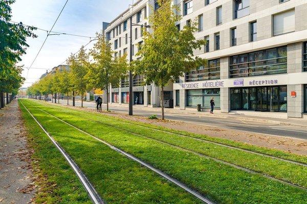 Lagrange Apart'Hotel Strasbourg Wilson - 21