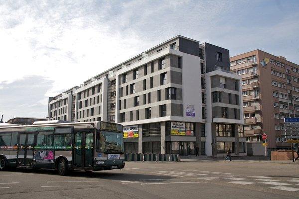 Lagrange Apart'Hotel Strasbourg Wilson - 22