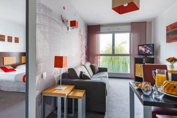 Lagrange Apart'Hotel Strasbourg Wilson - 4