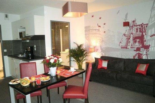 Lagrange Apart'Hotel Strasbourg Wilson - 5