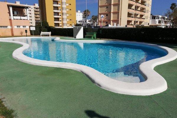 Los Juncos Apartamentos - фото 10