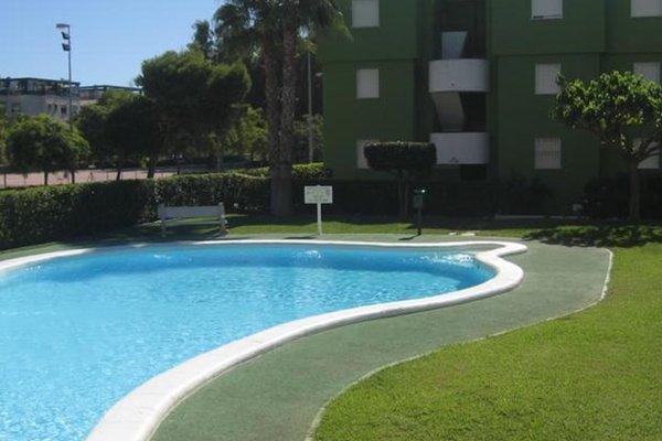 Los Juncos Apartamentos - фото 19
