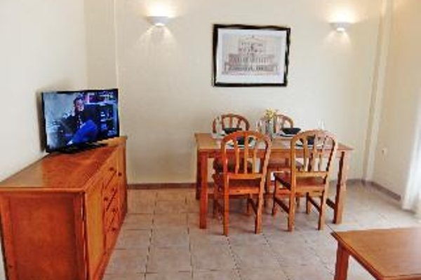 Los Juncos Apartamentos - фото 21