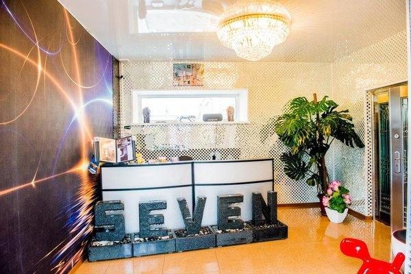 Гостиница Севен - фото 13