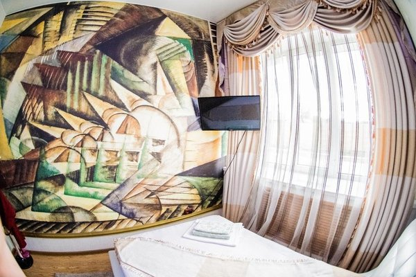 Гостиница Севен - фото 15