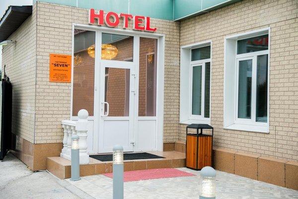 Гостиница Севен - фото 22