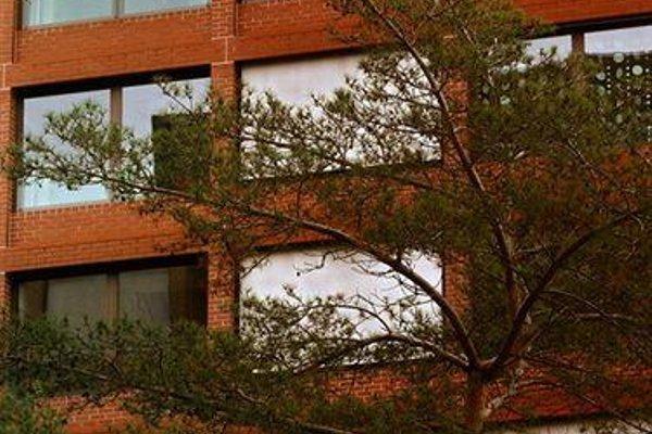 Pfefferbett Apartments Potsdamer Platz - фото 16