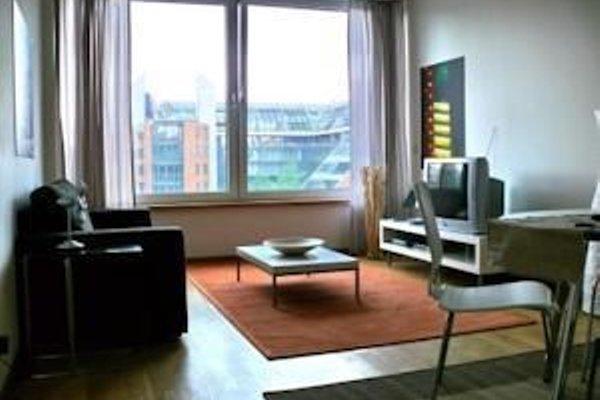 Pfefferbett Apartments Potsdamer Platz - фото 7