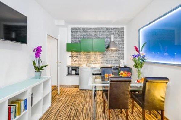 Pension&Apartment am Fernsehturm - фото 14
