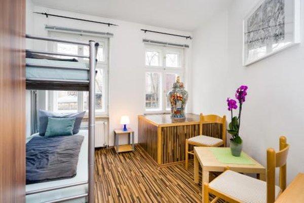 Pension&Apartment am Fernsehturm - фото 19