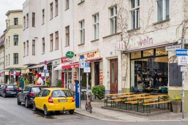 Pension&Apartment am Fernsehturm - фото 20