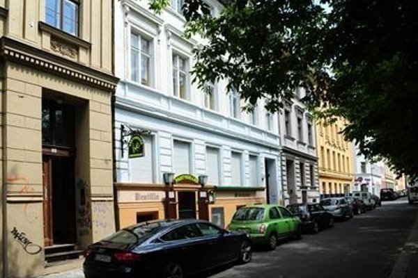 Pension&Apartment am Fernsehturm - фото 22