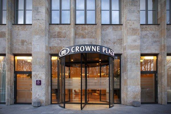 Crowne Plaza Berlin - Potsdamer Platz - фото 21
