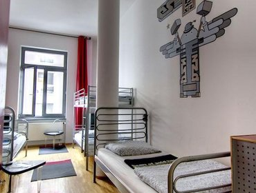 Хостел Heart of Gold Hostel Berlin