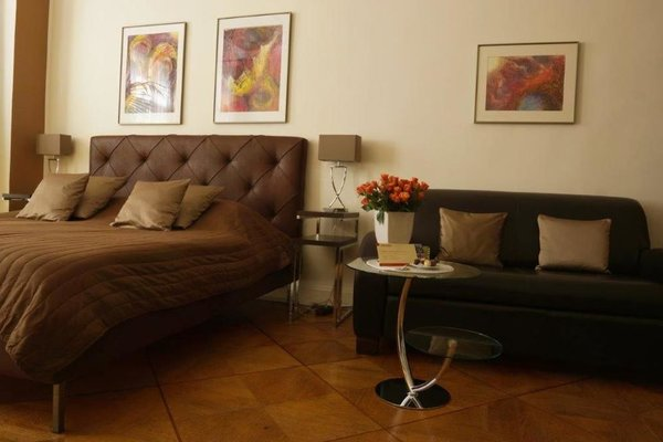 Boutique Hotel Mittendrin Berlin - фото 10