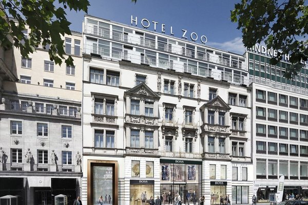 Hotel Zoo Berlin - фото 22