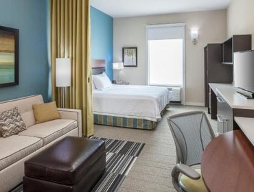 Апартаменты Home2 Suites by Hilton Houston/Katy