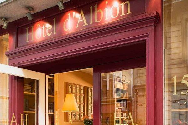 Hotel d'Albion - фото 16