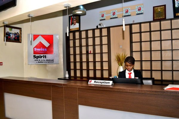 Swiss Spirit Hotel & Suites Mardezok Asaba - фото 14
