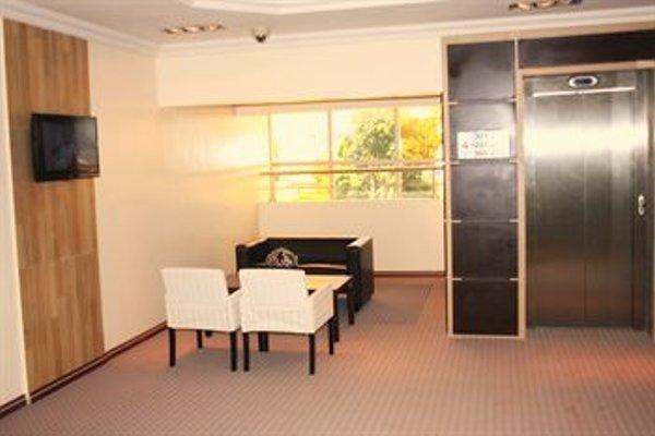 Swiss Spirit Hotel & Suites Mardezok Asaba - фото 19