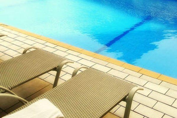 Swiss Spirit Hotel & Suites Mardezok Asaba - фото 21