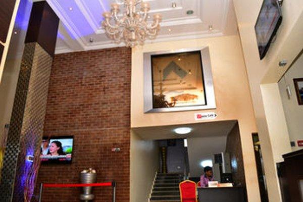 Swiss Spirit Hotel & Suites Mardezok Asaba - фото 4