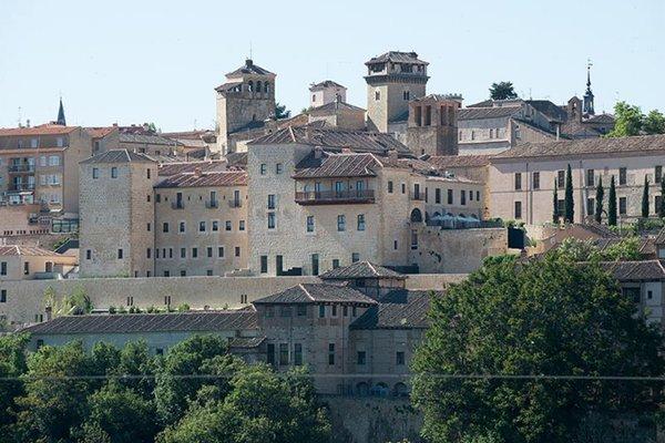 Eurostars Convento Capuchinos - фото 23