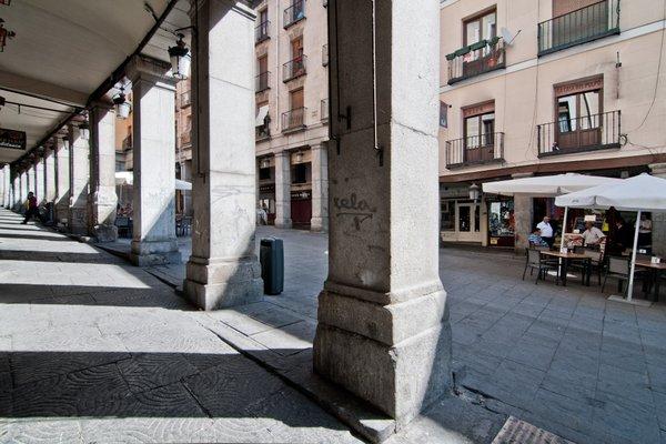 Plaza Mayor Flat - фото 3