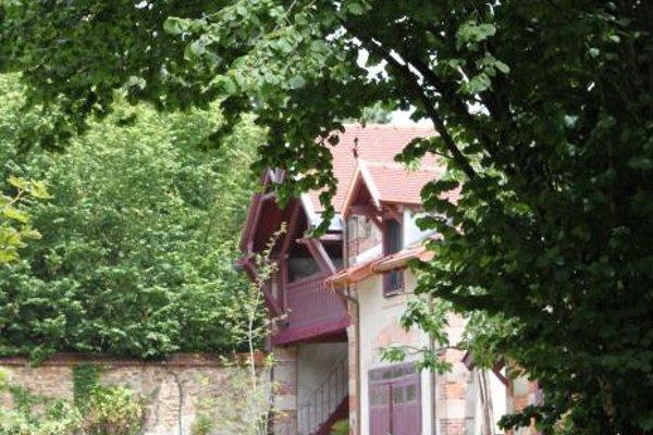 Villa Beaupeyrat Appart-hotel - фото 21