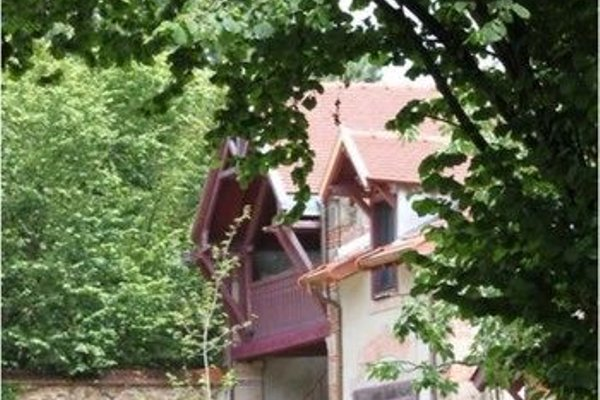 Villa Beaupeyrat Appart-hotel - фото 22