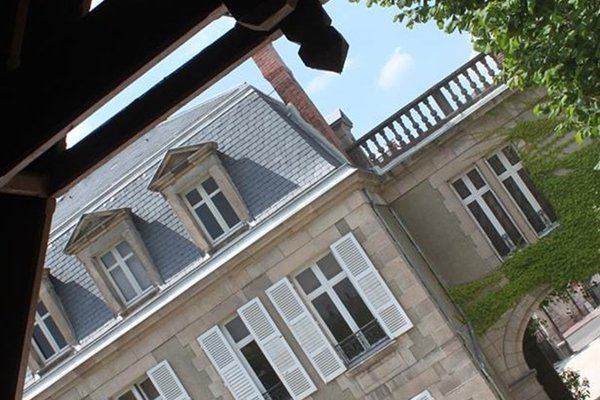 Villa Beaupeyrat Appart-hotel - фото 23