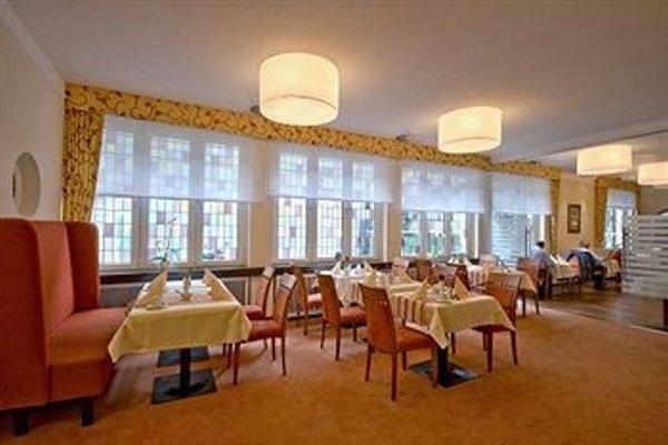 Insel Hotel Bonn - фото 16