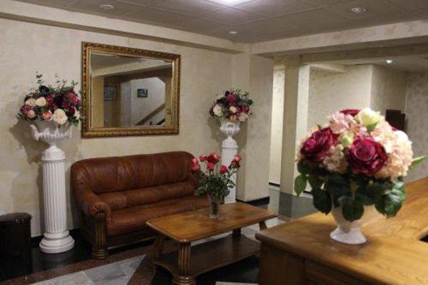 Отель Экипаж - фото 10