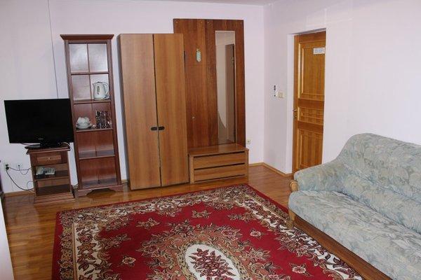 Отель Экипаж - фото 17