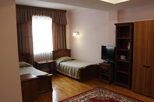 Отель Экипаж - фото 5