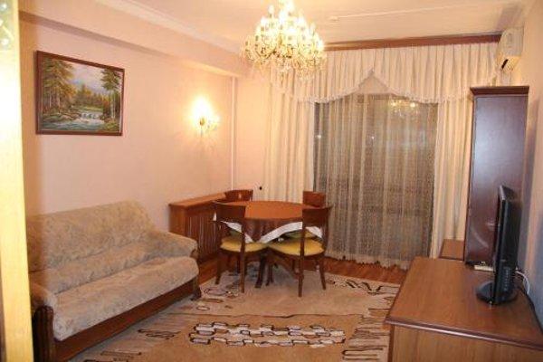 Отель Экипаж - фото 7