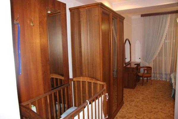 Отель Экипаж - фото 9